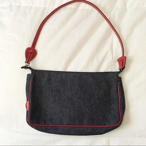 Dooney and Bourke small denim purse vintage style
